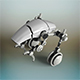 Battle Robot - 3DOcean Item for Sale