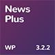 NewsPlus - News and Magazine WordPress theme - ThemeForest Item for Sale