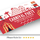 Mardi Gras - Carnival Elegant Facebook Cover - GraphicRiver Item for Sale