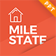 Milestate Real Estate PowerPoint Presentation Template - GraphicRiver Item for Sale