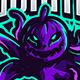 Esports Mascot Octopus