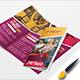 Ftiness Trifold Brochure. - GraphicRiver Item for Sale