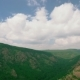 Clouds Over Green Mountains - VideoHive Item for Sale