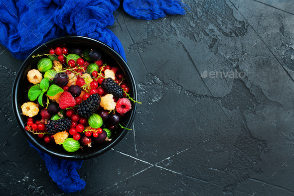 berries - Stock Photo - Images