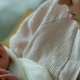 Newborn Baby Cries on the Mothers Hands - VideoHive Item for Sale