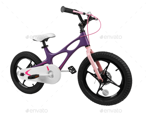 bicycle for children - Stock Photo - Images
