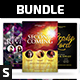 Church Flyer Bundle Vol.57 - GraphicRiver Item for Sale