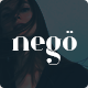 Nego - Fashion Ecommerce Bootstrap 4 Template - ThemeForest Item for Sale