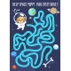 Kids Space Board Game