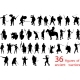 Silhouettes of Ancient Warriors - GraphicRiver Item for Sale