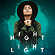 Night Light Party Flyer - GraphicRiver Item for Sale