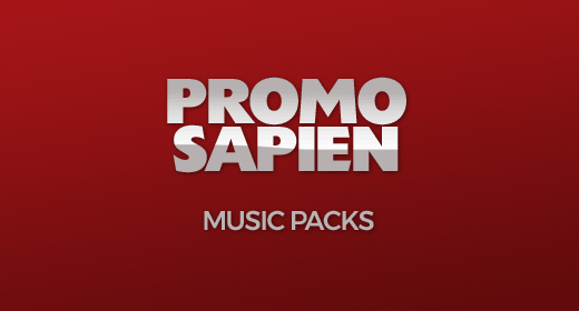 Promo Sapien Music Packs