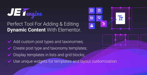 JetEngine — Adding & Editing Dynamic Content with Elementor            Nulled