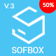 Sofbox - Software Landing Page - ThemeForest Item for Sale