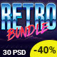 80s Retro Bundle - Text Effects - GraphicRiver Item for Sale