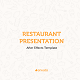 Restaurant Presentation - VideoHive Item for Sale