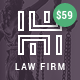 Hicks & Hynson - Law Firm/Attorney  WordPress Theme - ThemeForest Item for Sale