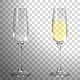 Glass of Champagne - GraphicRiver Item for Sale