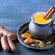 Golden milk with turmeric - PhotoDune Item for Sale