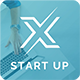 Startup X Pitch Deck Keynote Template