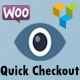 Woocommerce Quick Checkout For WPBakery Page Builder
