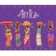 Set of African Woman in Ethnic Dress - GraphicRiver Item for Sale