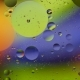 Bubbles On Colored Background - VideoHive Item for Sale