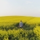 Farmer Walking With Digital Tablet in  Field. - VideoHive Item for Sale