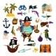 Pirate Vectors - GraphicRiver Item for Sale