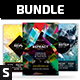 Party Flyer Bundle Vol.107 - GraphicRiver Item for Sale