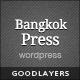 Bangkok Press - Responsive, News & Editorial Theme - ThemeForest Item for Sale