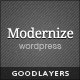 Modernize - Flexibility of WordPress - ThemeForest Item for Sale