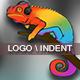Minimal & Simple Glitch Logo - AudioJungle Item for Sale