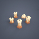 Candles (low poly)