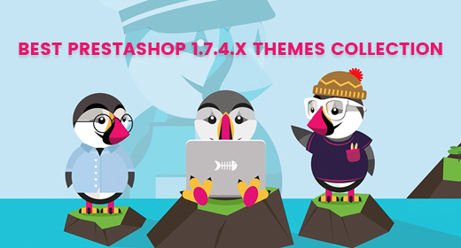 Best Collection of Responsive PrestaShop 174 Themes
