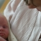 Newborn Baby Sleeping Peacefully on the Mothers Hands - VideoHive Item for Sale