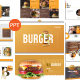 Special Burger - Presentation Template - GraphicRiver Item for Sale