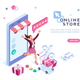 Shopping and Discounts - GraphicRiver Item for Sale