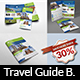 Travel Guide Brochure Bundle Template - GraphicRiver Item for Sale
