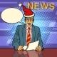 Male News Anchor