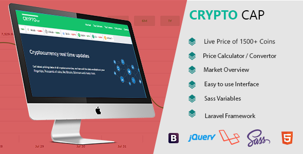 Crypto Cap -  Cryptocurrencies Realtime Prices, Charts, Market Caps and more            Nulled