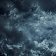 Flying Through Abstract Dark Clouds - VideoHive Item for Sale