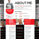 Resume CV Bundle 2 in 1 - GraphicRiver Item for Sale