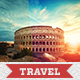 25 Travel Actions - GraphicRiver Item for Sale