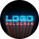 Hologram | Light Logo Reveal - VideoHive Item for Sale