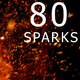 Fire Spark 80 PACK - VideoHive Item for Sale