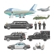 Government Car Vectors - GraphicRiver Item for Sale