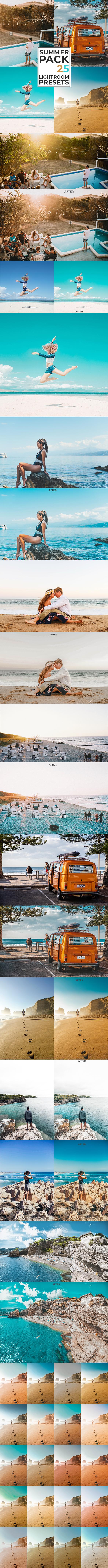 Beach Lightroom Presets - Lightroom Presets Add-ons