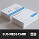 Minimalist Business Card Vol. 05 - GraphicRiver Item for Sale