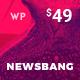 Newsbang - News and Magazine WordPress Blog Theme - ThemeForest Item for Sale